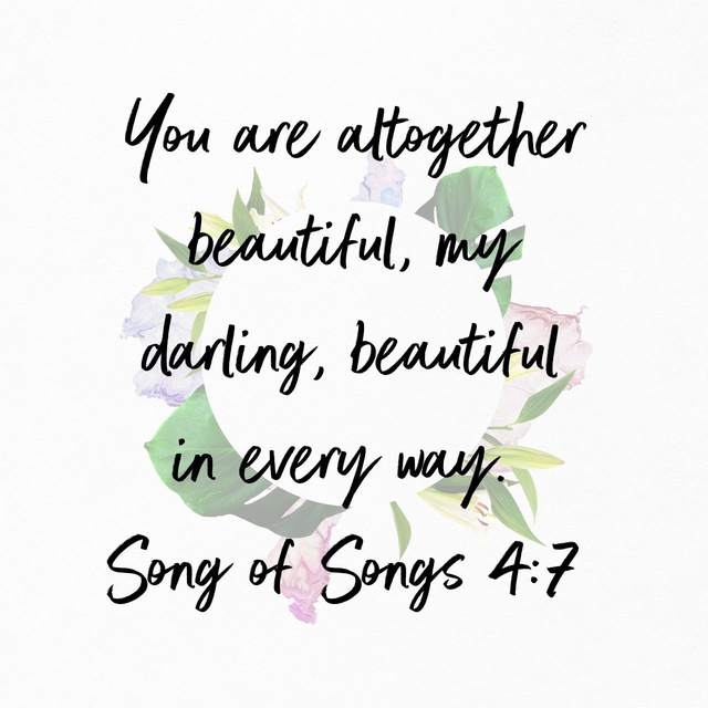 Song of Solomon 4-7