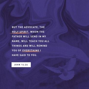 John 14-26