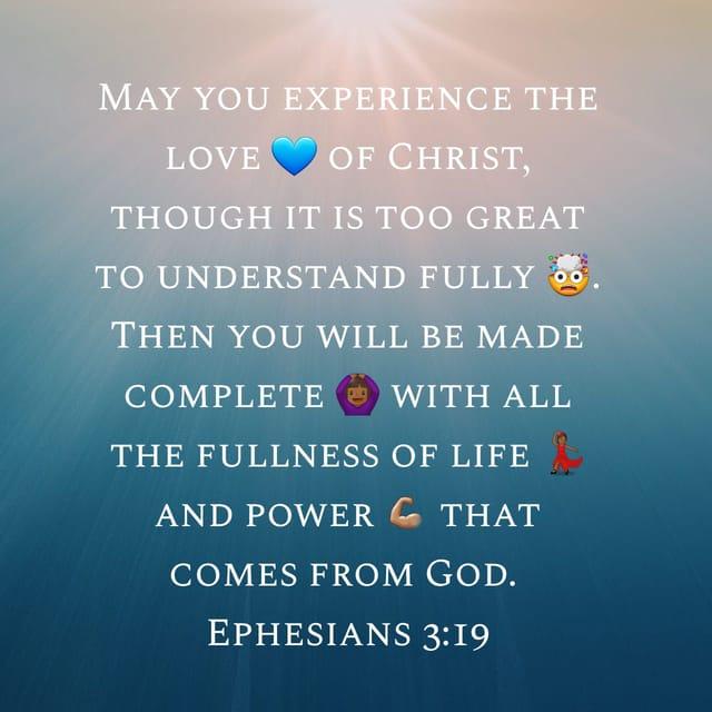 Ephesians3.19