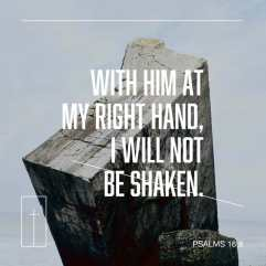 Psalm 16-8